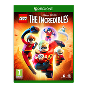 Lego The Incredibles Xbox One Game