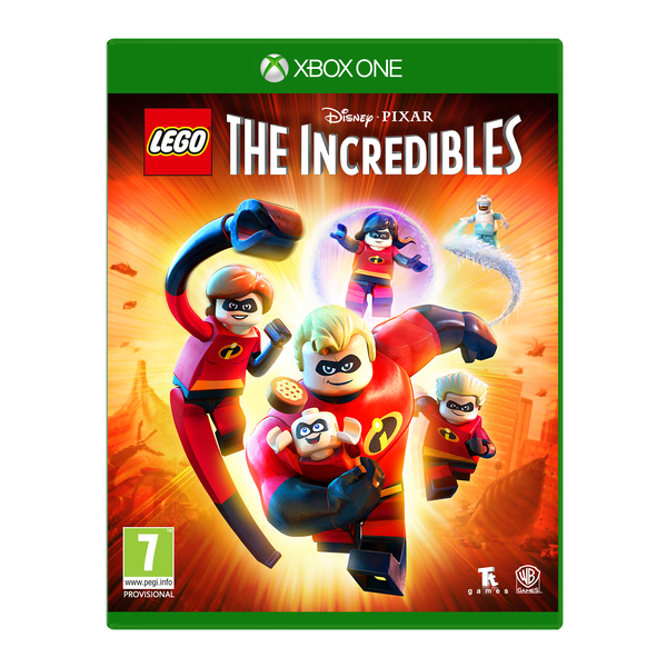 Lego Games For Xbox 1 : Lego the incredibles xbox one game ozgameshop