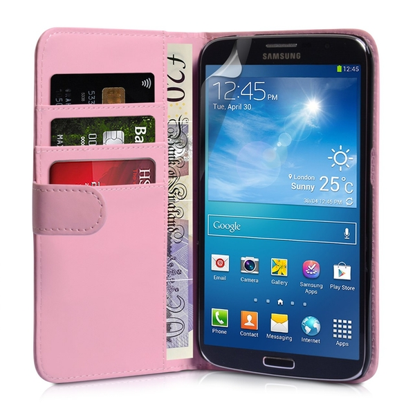 finest selection e484b de33f YouSave Accessories Samsung Galaxy Mega 6.3 Leather-Effect ...