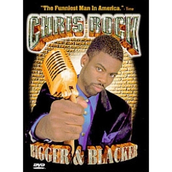 Chris Rock - Bigger And Blacker DVD