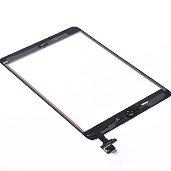 Economy iPad Mini 2 Compatible Touch Screen Assembly Black Copy