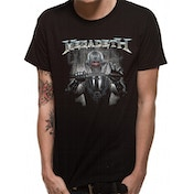 Megadeth - Rust In Peace Blade Men's X-Large T-Shirt - Black