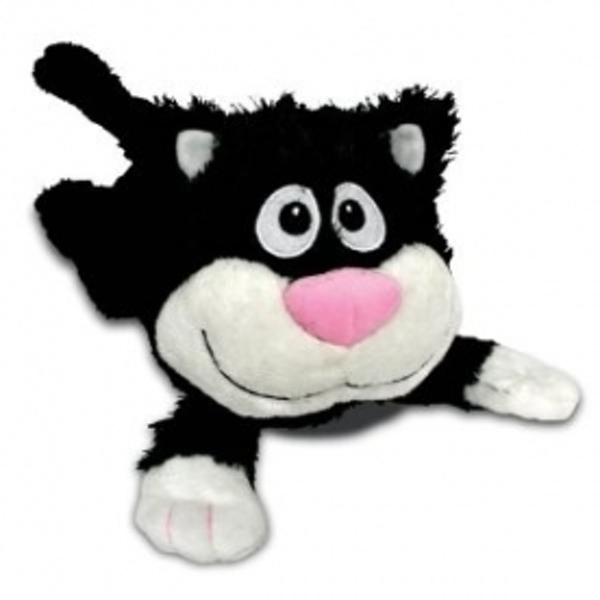 Ex-Display Chuckle Buddy Black Cat Used - Like New