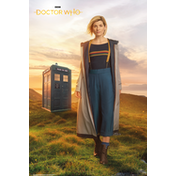 Doctor Who 13th Doctor Maxi Poster