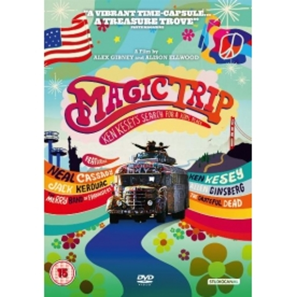 Magic Trip DVD
