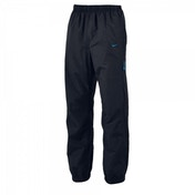 Nike Mens Athletic Department Cuffed Woven Tracksuit Botttoms Pants Navy Medium