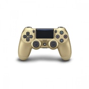 Ex-Display New Sony Dualshock 4 V2 Gold Controller PS4 Used - Like New