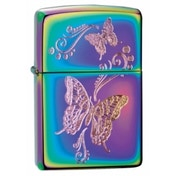 Zippo Butterflies Spectrum Windproof Lighter