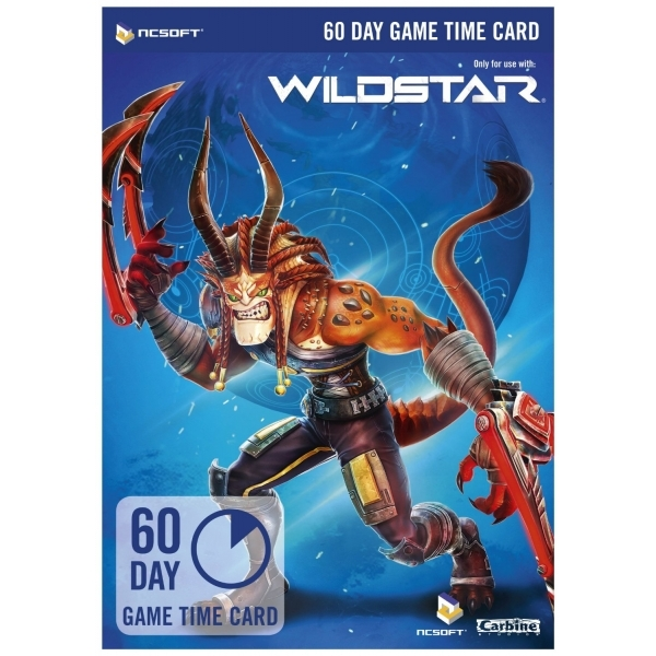 Wildstar Timecard PC Game (60 Days)