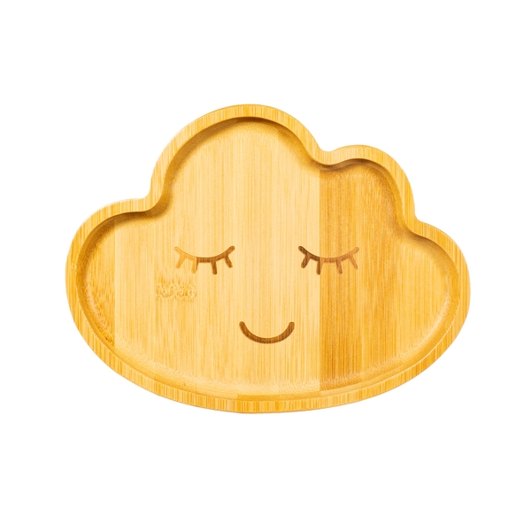 Sass & Belle Bamboo Cloud Plate