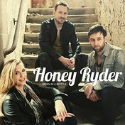 Honey Rider - Born in a bottle CD