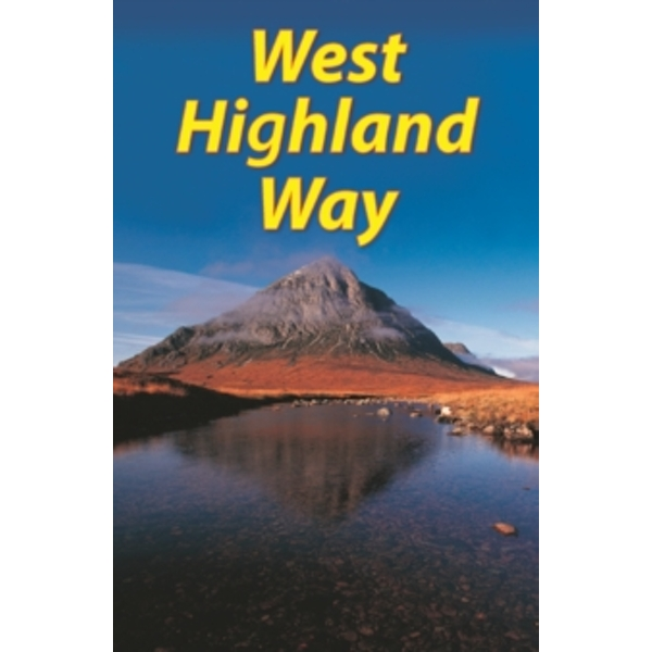 The West Highland Way by Jacquetta Megarry (Spiral bound, 2011)
