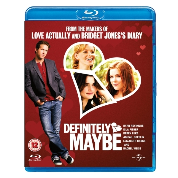 Definitely Maybe Blu-ray