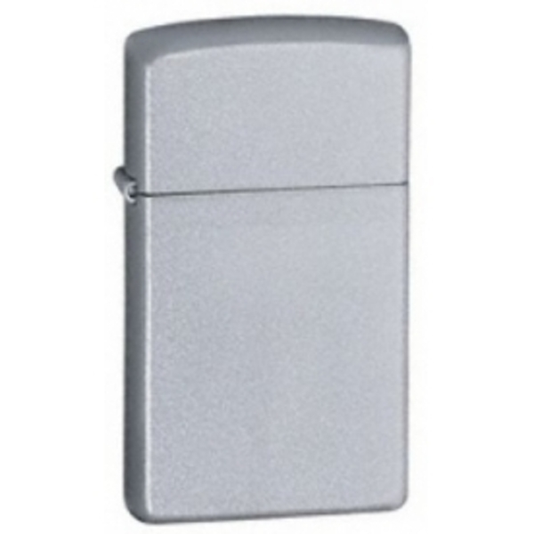 Zippo Slim Street Chrome Windproof Lighter - Image 1