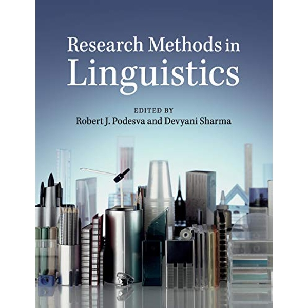 Research Methods in Linguistics by Cambridge University Press (Paperback, 2014)