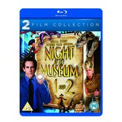 Night At The Museum / Night At The Museum 2 Blu-ray