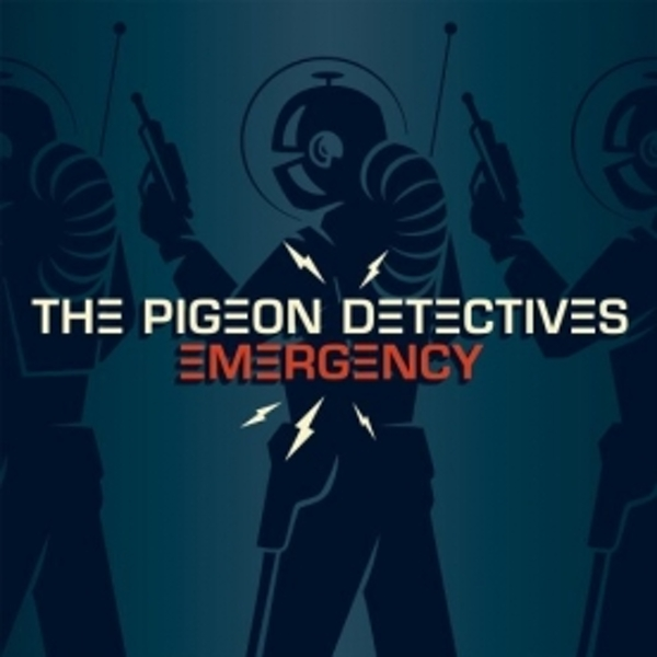 Pigeon Detectives - Emergency CD