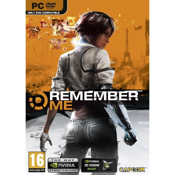 Remember Me Game PC