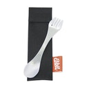 Esbit Stainless Steel Spoon / Fork with Pouch