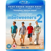 The Inbetweeners 2 Blu-ray