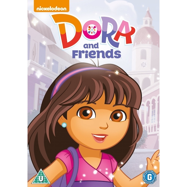 Dora The Explorer Dora and Friends DVD