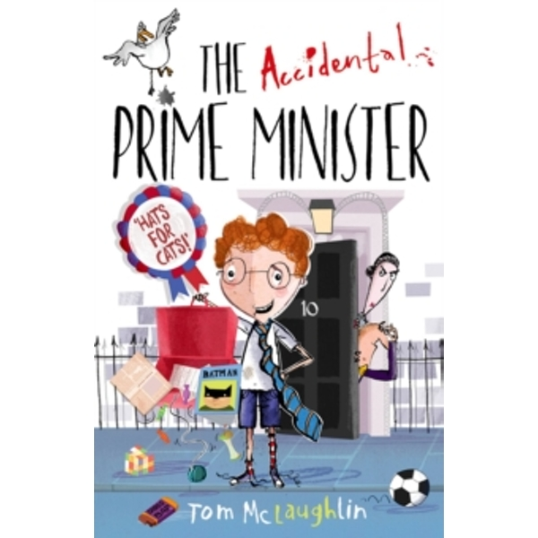 The Accidental Prime Minister by Tom McLaughlin (Paperback, 2015)