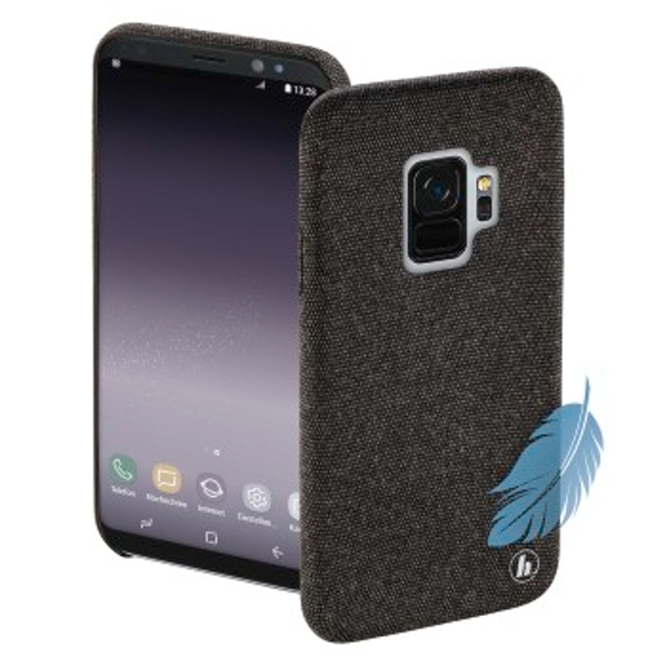 "Hama ""Cozy"" Cover for Samsung Galaxy S9, black"