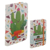 Cactus Design Collectable Hardback Notebook