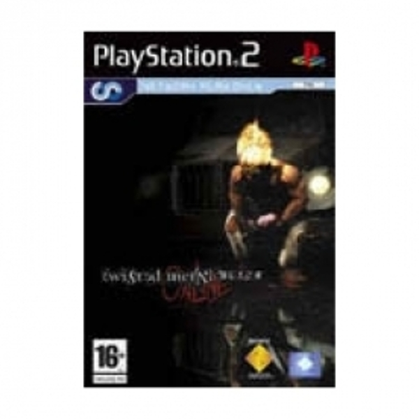 twisted metal black online game ps2