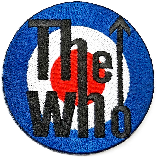 The Who - Target Logo Standard Patch