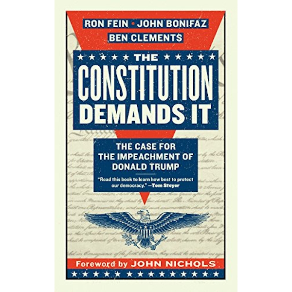 The Constitution Demands It  2018 Paperback / softback