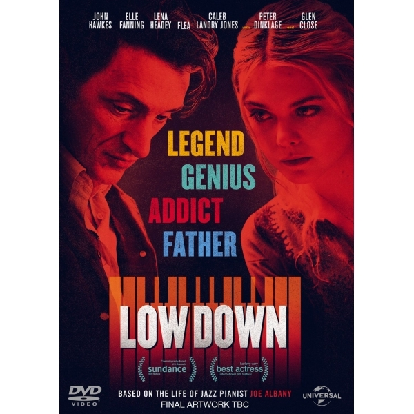 Low Down 2014 DVD