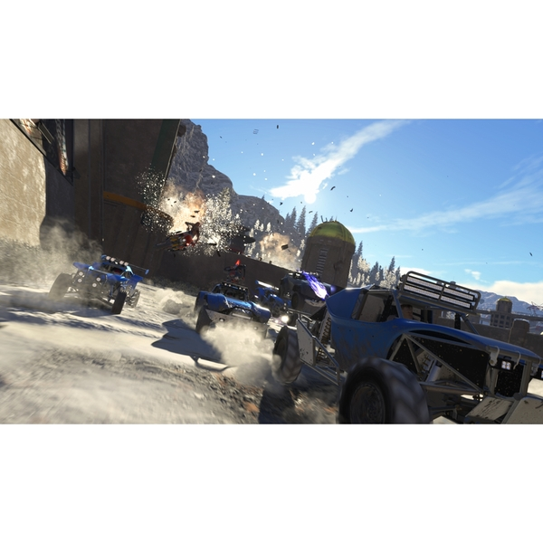 Onrush Day One Edition PS4 Game (Tombstone DLC) - Image 2