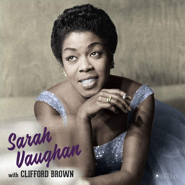 Sarah Vaughan, Clifford Brown - Sarah Vaughan with Clifford Brown Deluxe Gatefold Vinyl