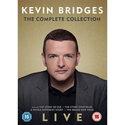 Kevin Bridges: The Brand New Boxset DVD