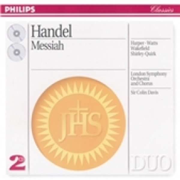 Colin Davis Handel Messiah