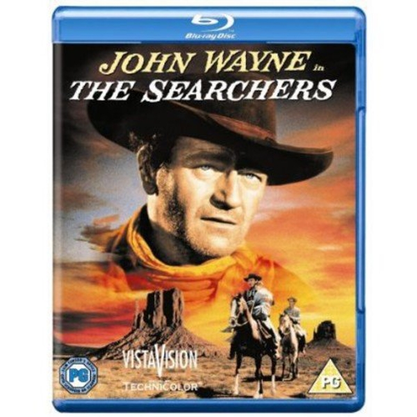 The Searchers Blu-ray