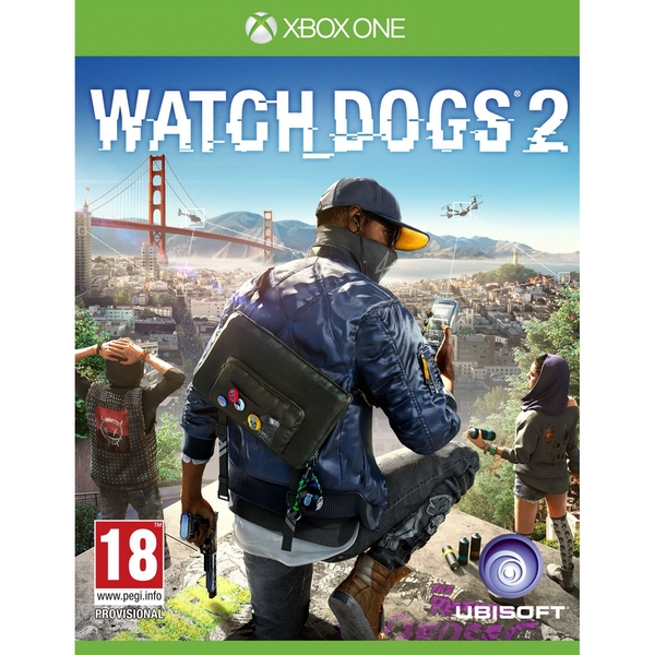 Watch Dogs 2 Xbox One Game [Used - Like New]