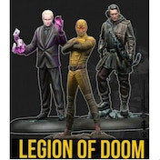 Legion of Doom: Batman Miniature Game