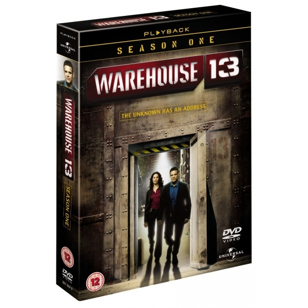 Warehouse 13 Season 1 DVD