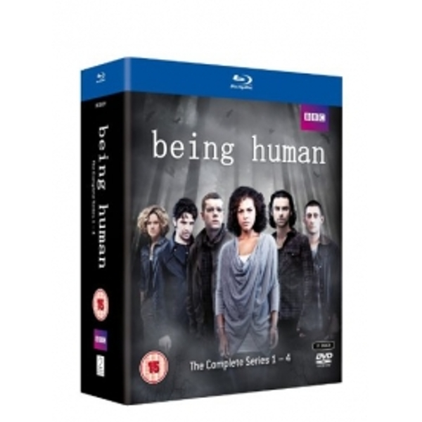 Being Human - Series 1-4 - Complete Blu-Ray