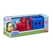 Peppa Pig Miss Rabbits Train and Carriage Toy