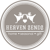 Glass Jar With Decorations By Heaven Sends