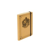 Hufflepuff (Harry Potter) Hardcover Ruled Journal