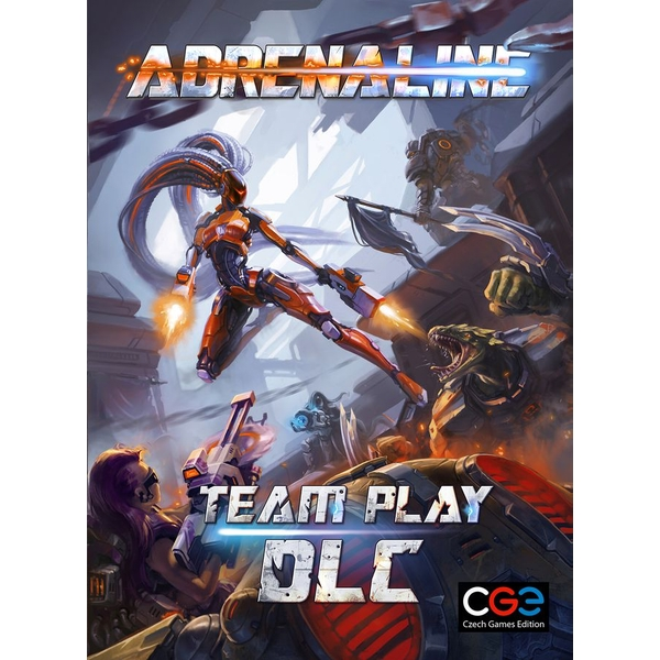 Adrenaline: Team Play DLC Board Game