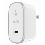 Belkin 15W USB-C Mains Charger with Cable White UK Plug