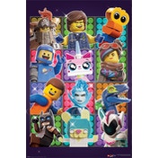 The Lego Movie 2 - Some Assembly Required Maxi Poster
