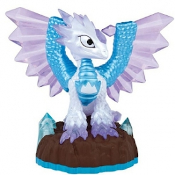Lightcore Flashwing (Skylanders Swap Force) Earth Character Figure