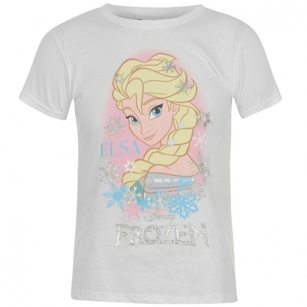 Disney Frozen Elsa T-Shirt Age 3-4