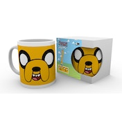 Adventure Time Jake Face Mug